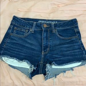 Like-New AEO High-Rise Shortie
